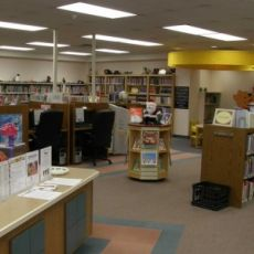 JB Bowers Gas City Library