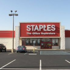 JG Bowers Staples Office Supply